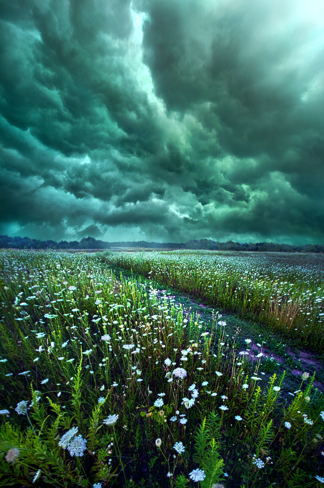 ~~No Way Out | storms over Wisconsin | by Phil Koch ...
