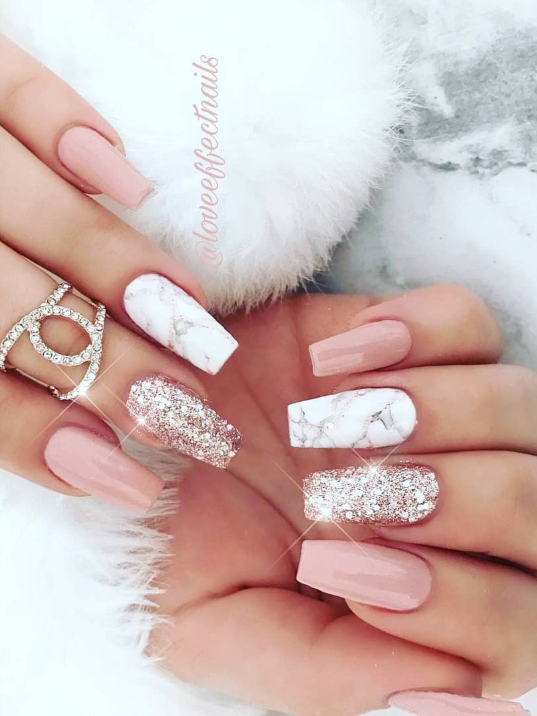 120+ Best Coffin Nails Ideas That Suit Everyone St