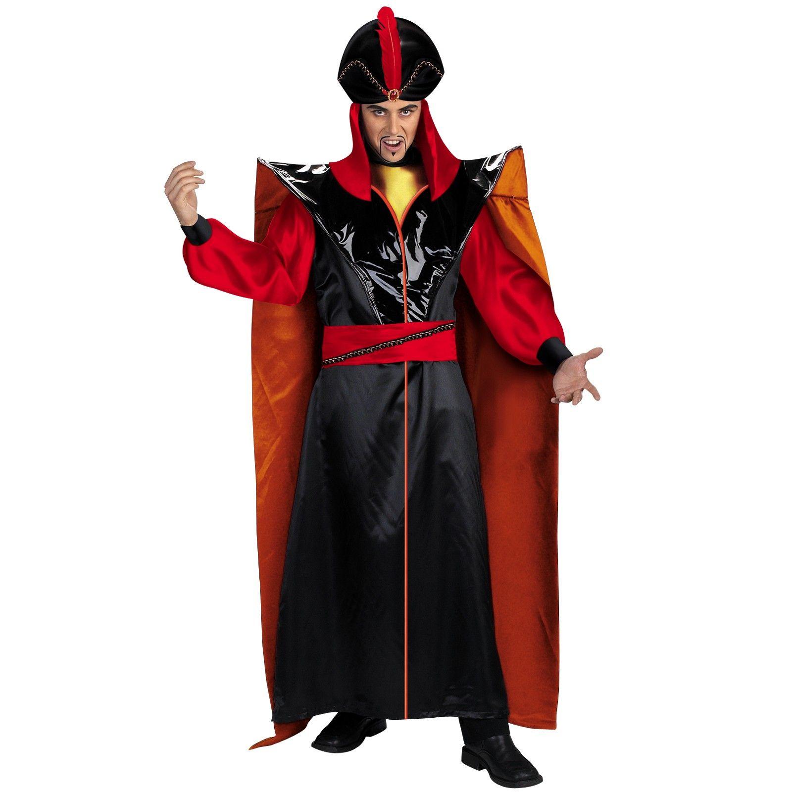 Jafar Prestige Adult Costume  sc 1 st  Pinterest & Disney - Jafar Hat Adult | Costumes Halloween 2013 and Halloween ...