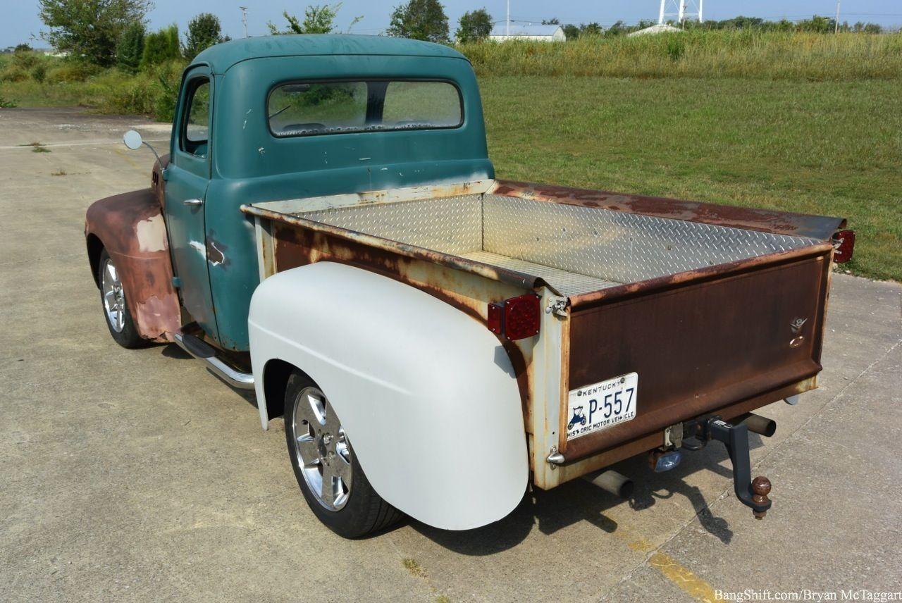 cobra vette and truck39