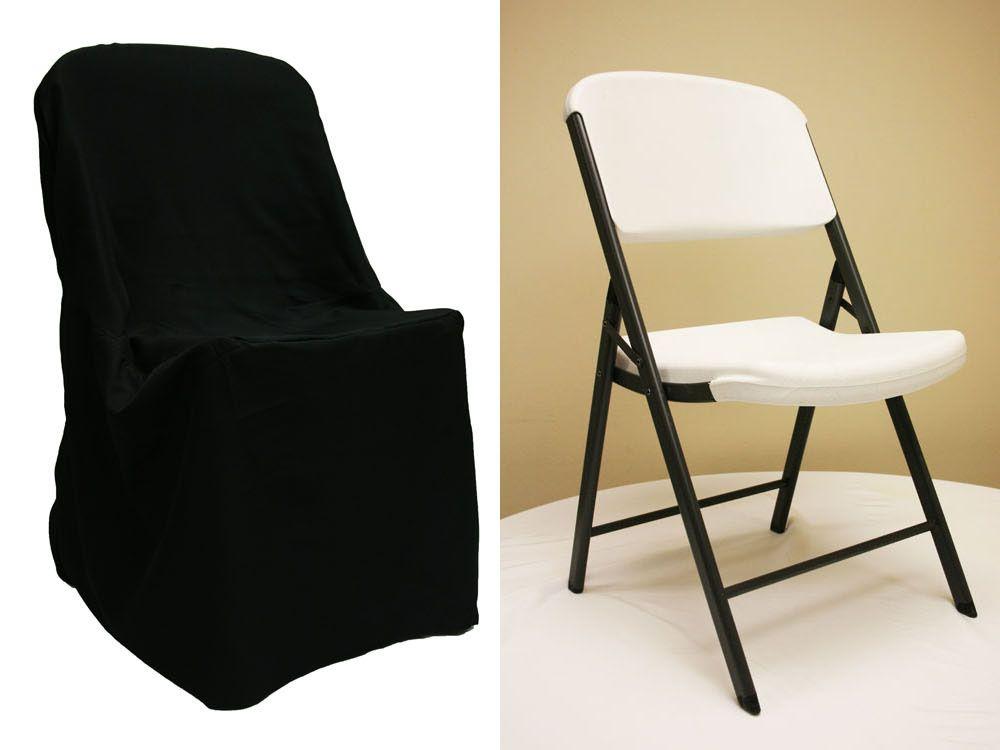 Lifetime Folding Chair Cover Black Cubre Sillas Sillas