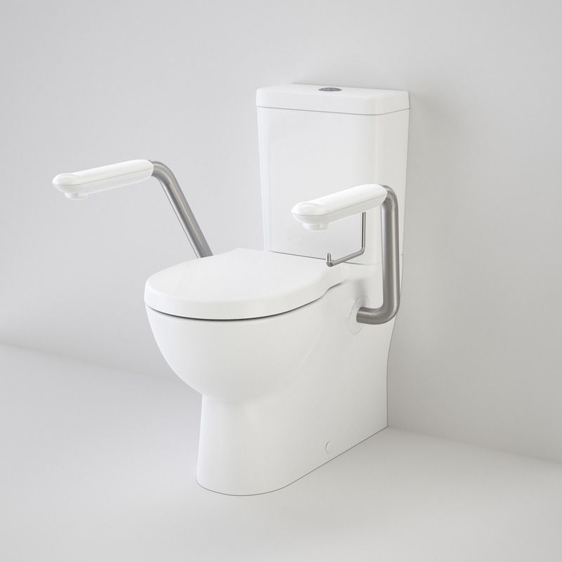Toilet Suite For Seniors Or The Disabled The New Generation Opal Ii Range Brings Polish And Streamlined Style To Austral Toilet Suites Handicap Bathroom Toilet