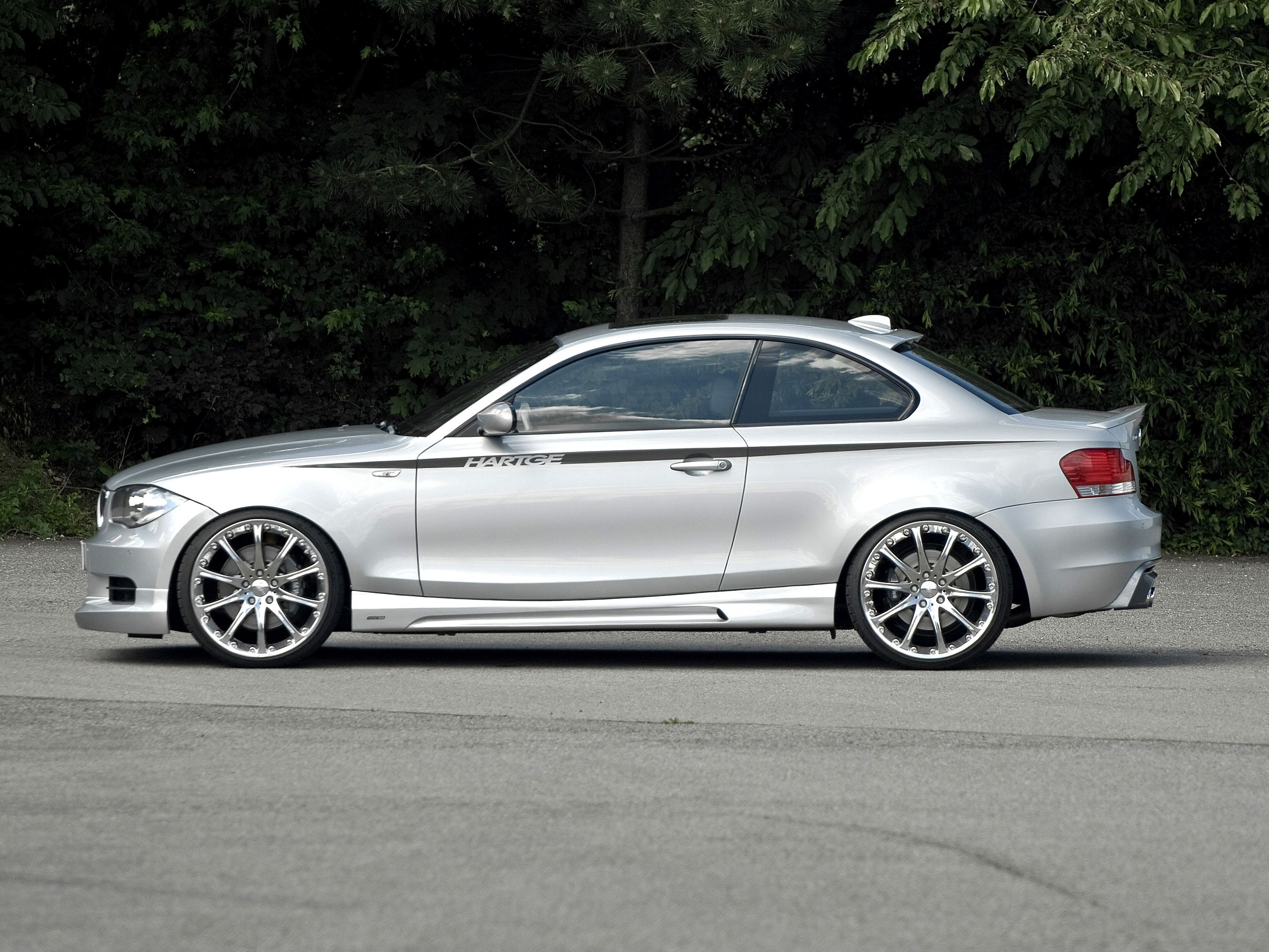 Hartge bmw 135i coupe
