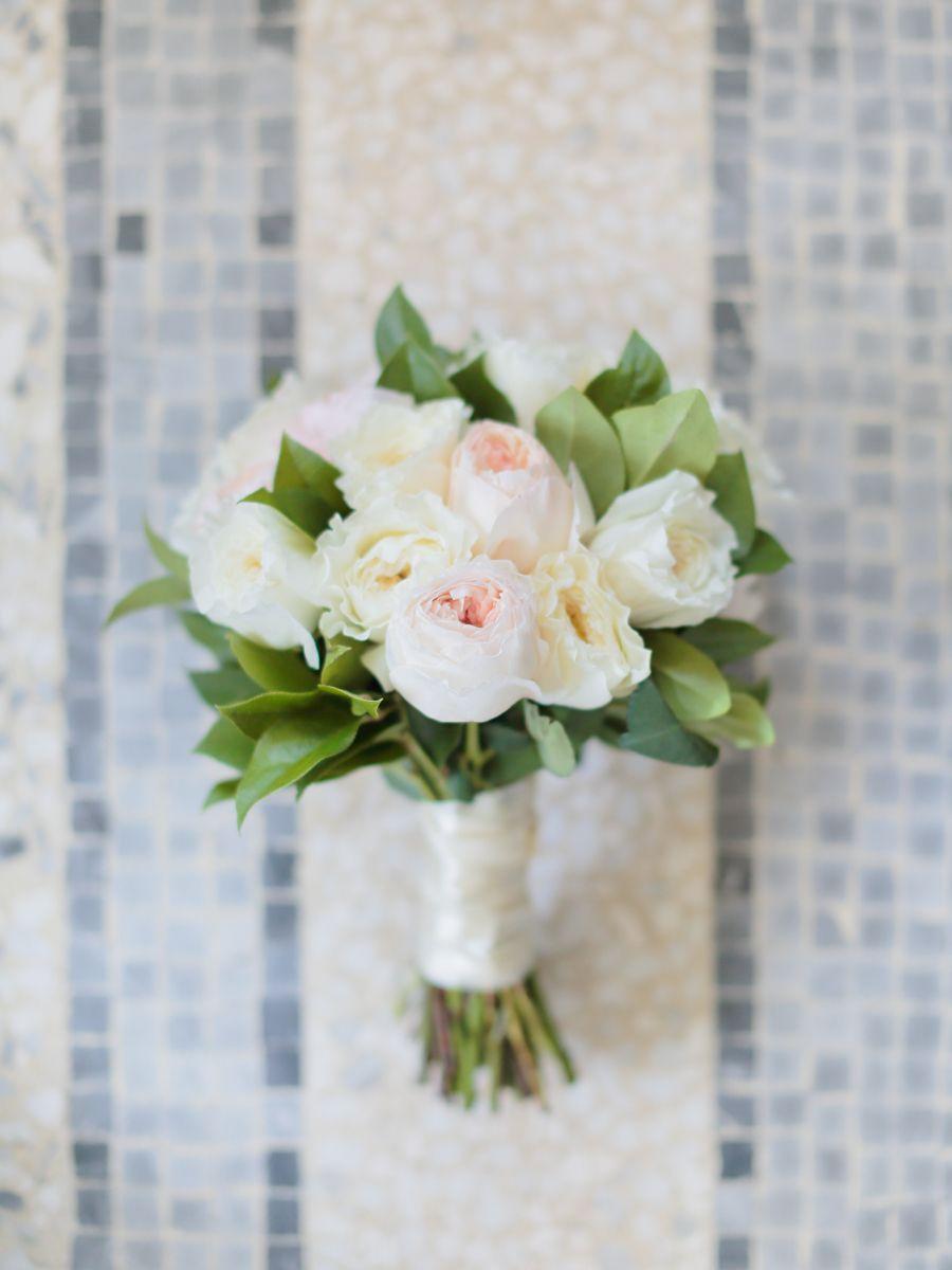 Bridal Bouquet David Austin Roses Bouquet David Austin Bouquet Wedding Flowers