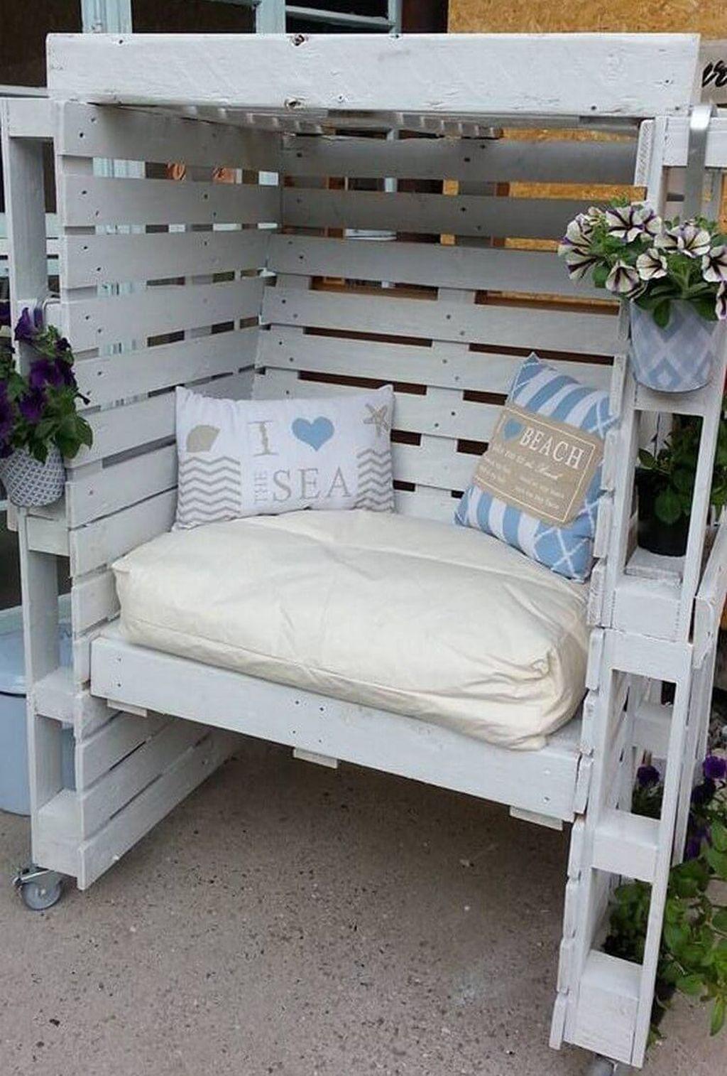 Diy Outdoor Pallet Furniture Ideas