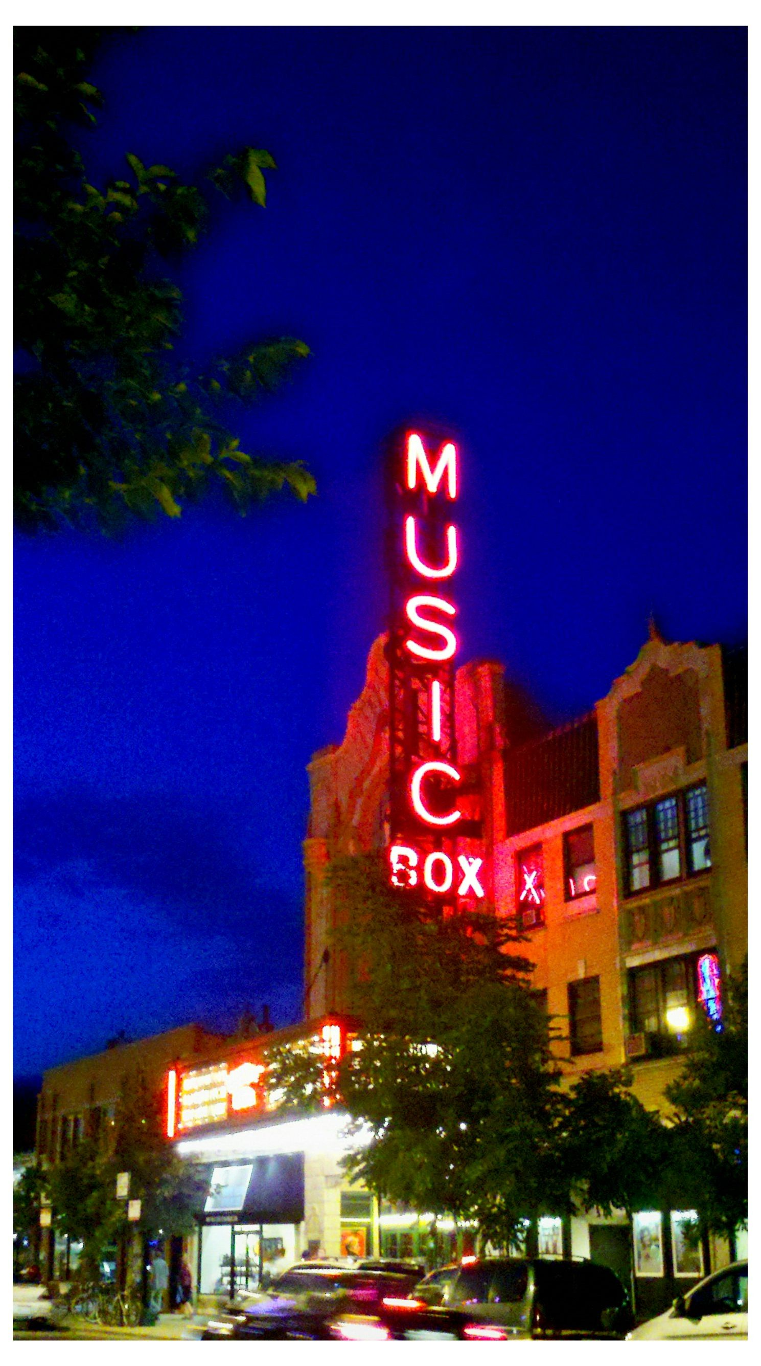 Music Box Theatre Chicago Theatres Pinterest Theater Chicago