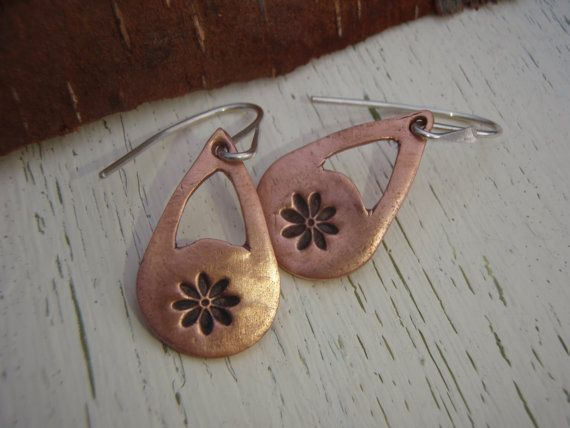 ARTisan Made Daisy Celebration II Earrings  by ARTandElements, $49.00