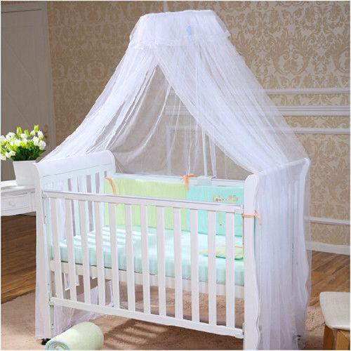 Good Quality Baby Crib Mosquito Net Baby Infant Crib Canopy Baby ...