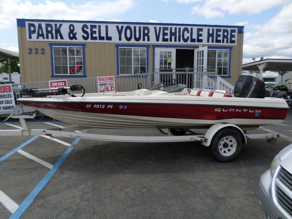 Boat For Sale 1997 Quantum 180xd Bass Boat 18 In Lodi Stockton Ca Bass Boat Boats For Sale Bass Boats For Sale