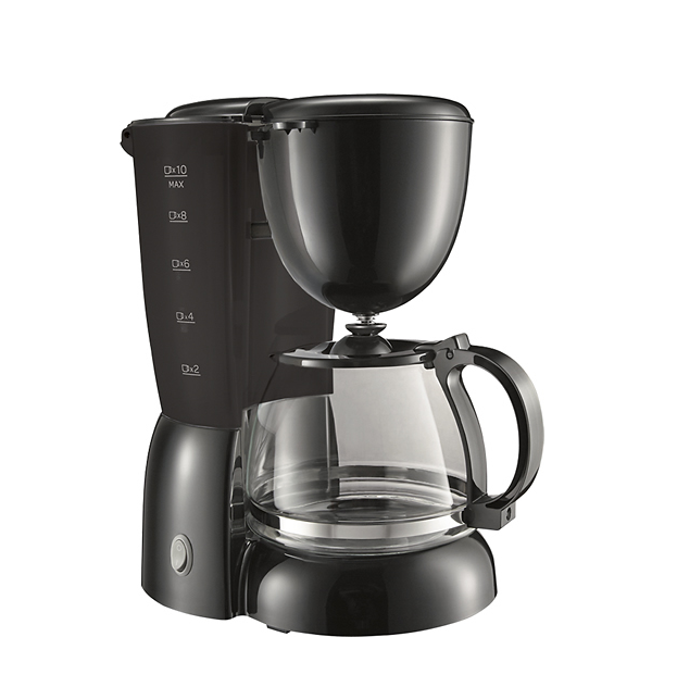 Coffeemaker 10-Cup Drip Coffeemaker - Black at Best Buy ...