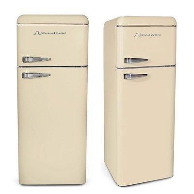 Nett Kühlschrank Retro Günstig Ideen - Die besten Einrichtungsideen ...