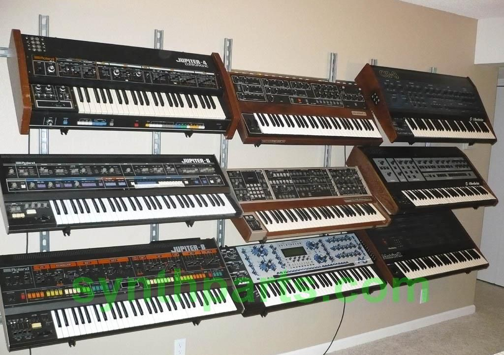 MUFF WIGGLER :: View topic - multi-rack keyboard stands