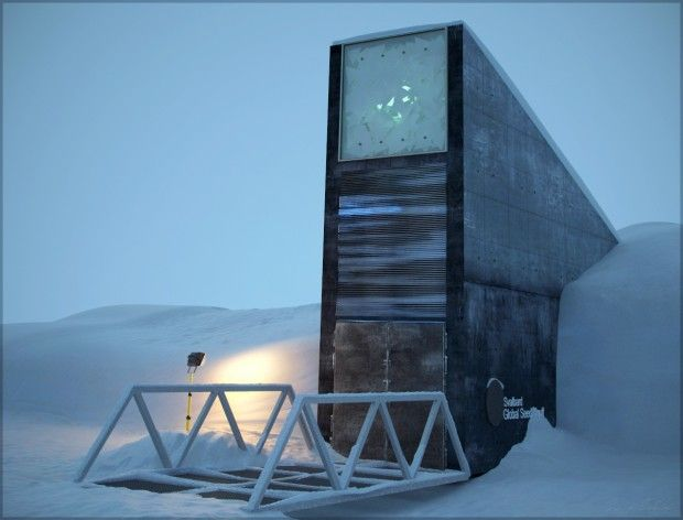 Syrian Crops Added to Arctic 'Doomsday' Seed Vault