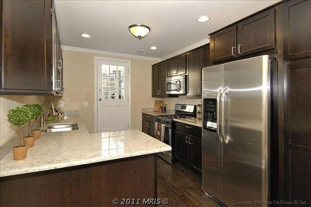 baltimore row house kitchen renovation - Kitchen Remodeling In Baltimore