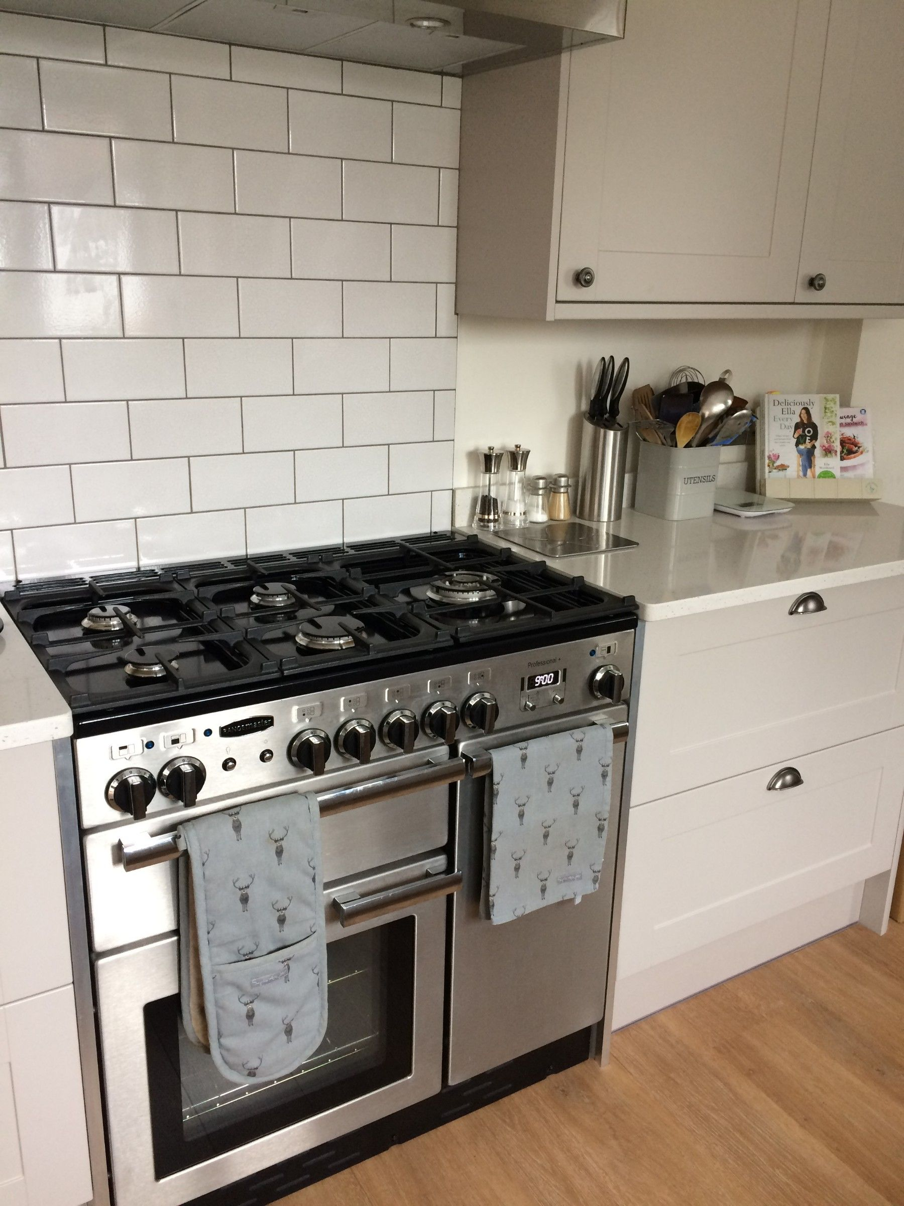 Extension of a 1930s property in 2019 Kitchen, Kitchen