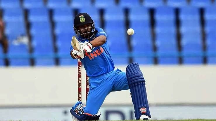 Jadhavs selection in Indias ODI squad for the West Indies series has raised a few eyebrows Kedar Jadhavs selection in Indias ODI squad for the West Indies series has rais...