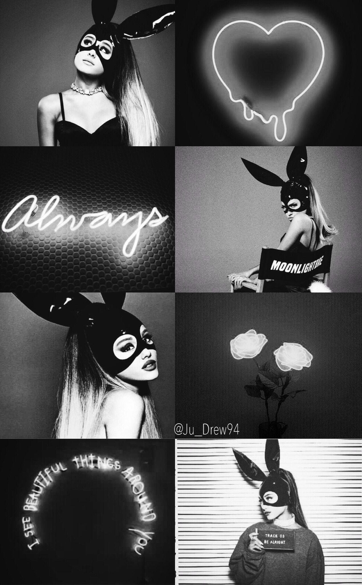 Pin Em Ariana Grande Wall Papers