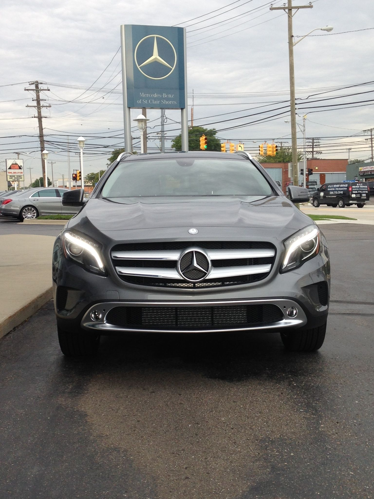 Pin On Mercedes Benz Of St Clair Shores