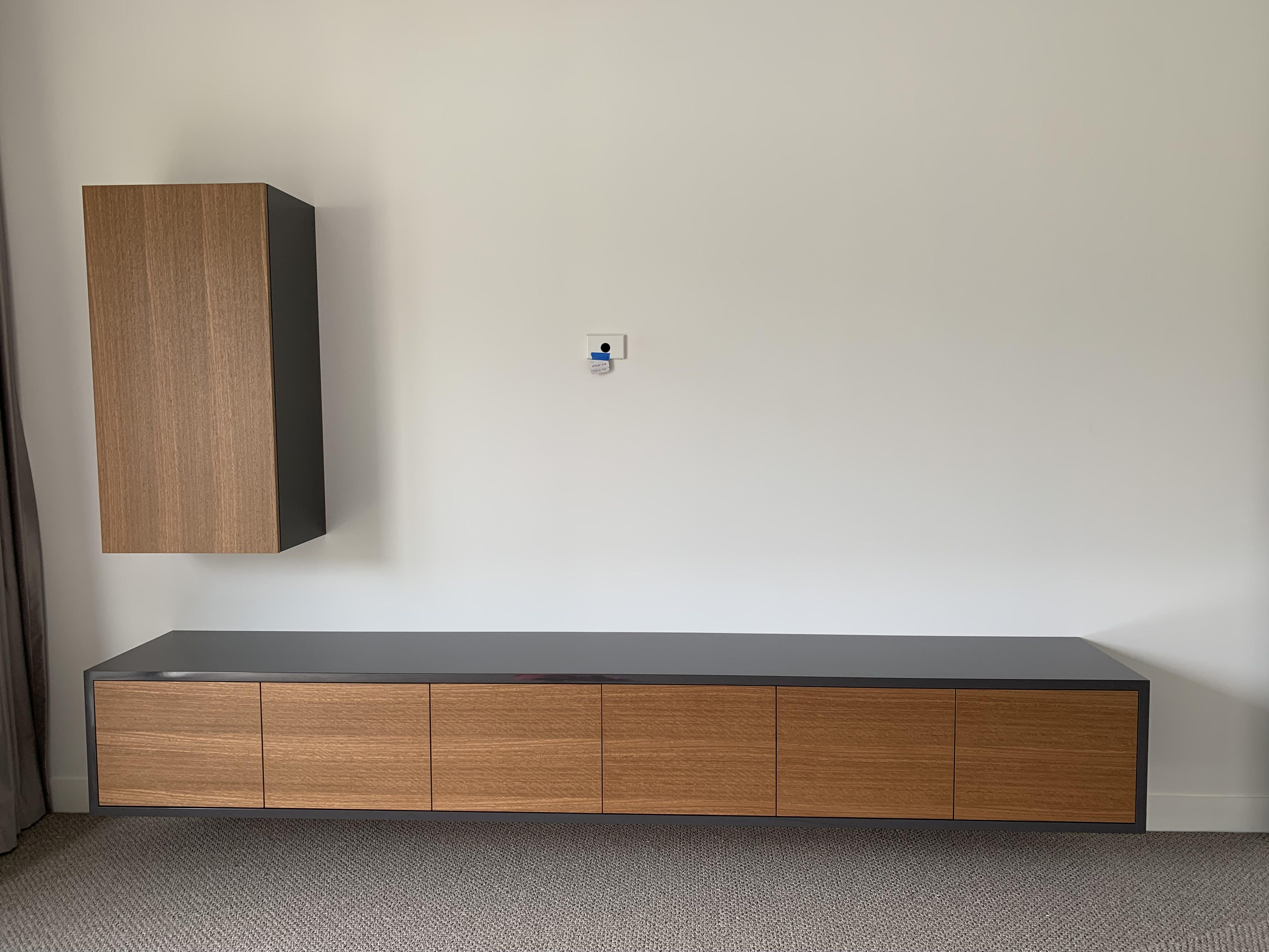 Custom Cabinet Designed And Made In Perth By Lifestyle Furniture
