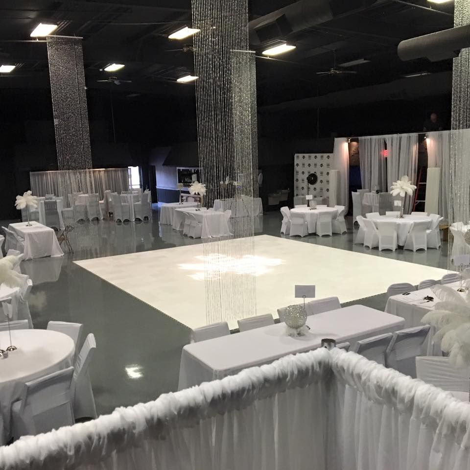 Elegant Party Decorations All White Party White Party Decorations Elegant Party Rocias