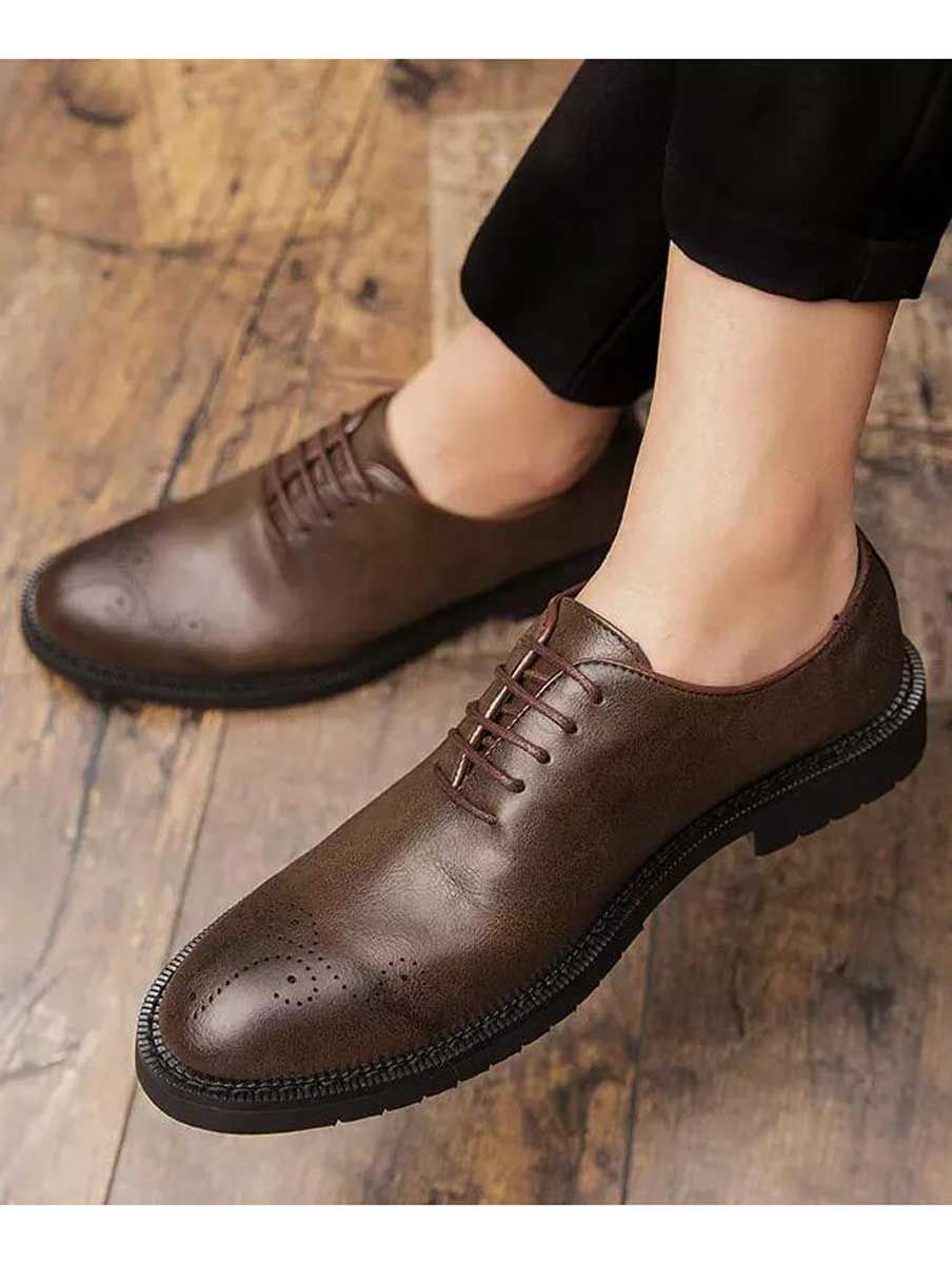 24+ Mens brown casual dress shoes ideas