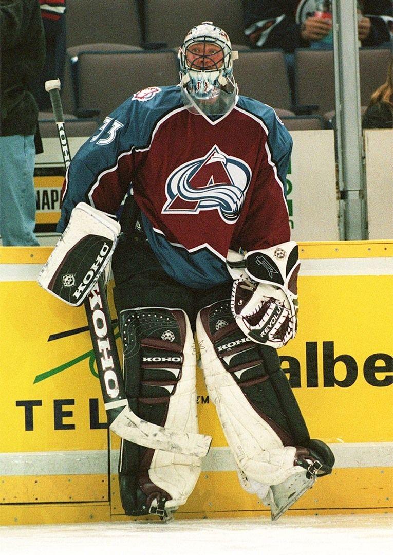 Nhl Flickr Nhl Centrebell Montreal Askaticket Colorado Avalanche Hockey Hockey Goalie Hockey
