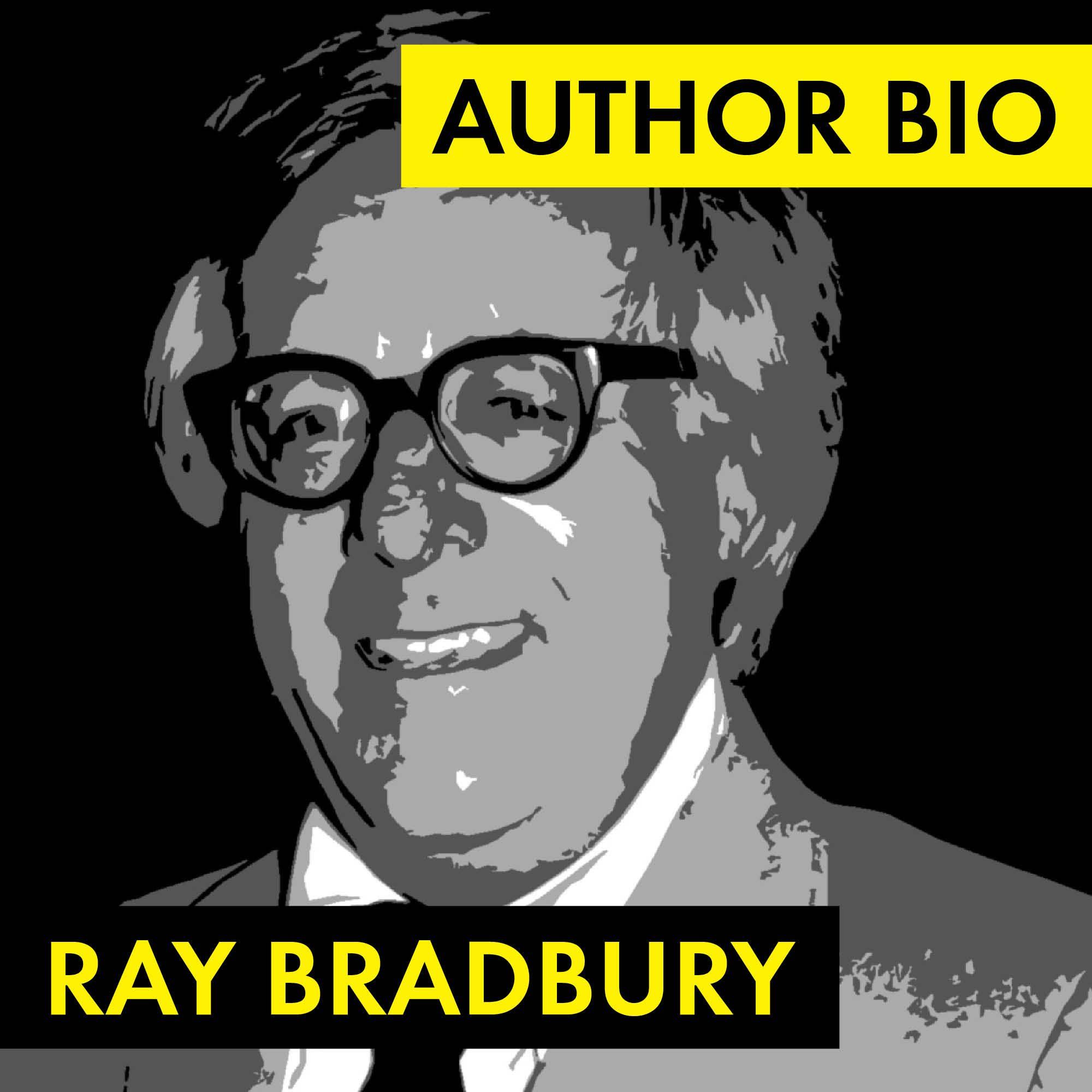 Ray Bradbury Biography Activity Highschool Middleschool