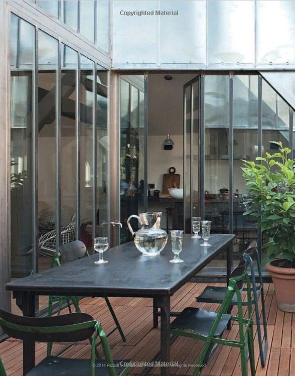 Industrial Design Window