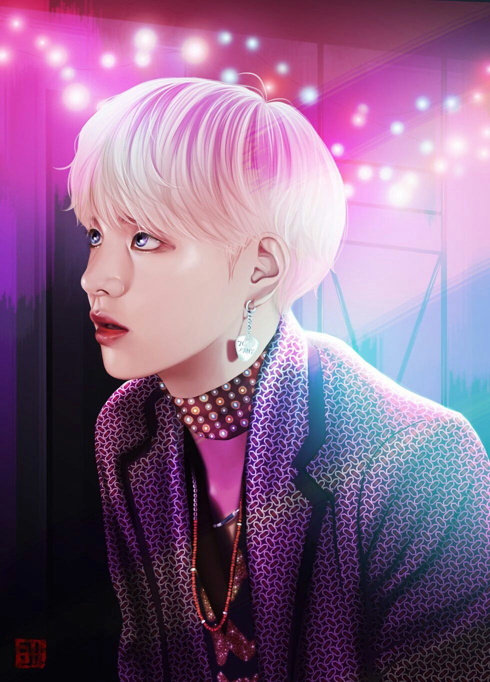 Pin by yunha on 그림 Pinterest BTS, Fanart and Kpop