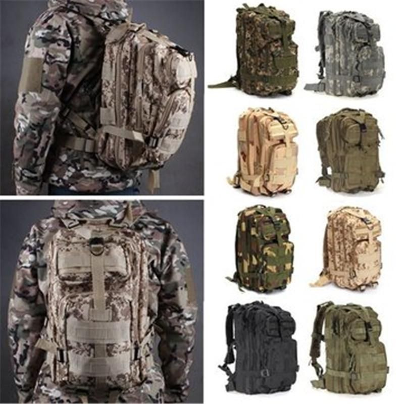 Waterproof Backpack Rucksack Shoulder Bag Military Rucksack Tactical Backpack Tactical Rucksack Tactical Backpack