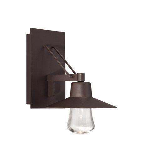 Modern Forms Ws W1911 Bz Suspense Led 11 Inch Bronze Outdoor Wall Light In 11in Modern Outdoor Wall Lighting Outdoor Wall Lantern Led Outdoor Wall Lights