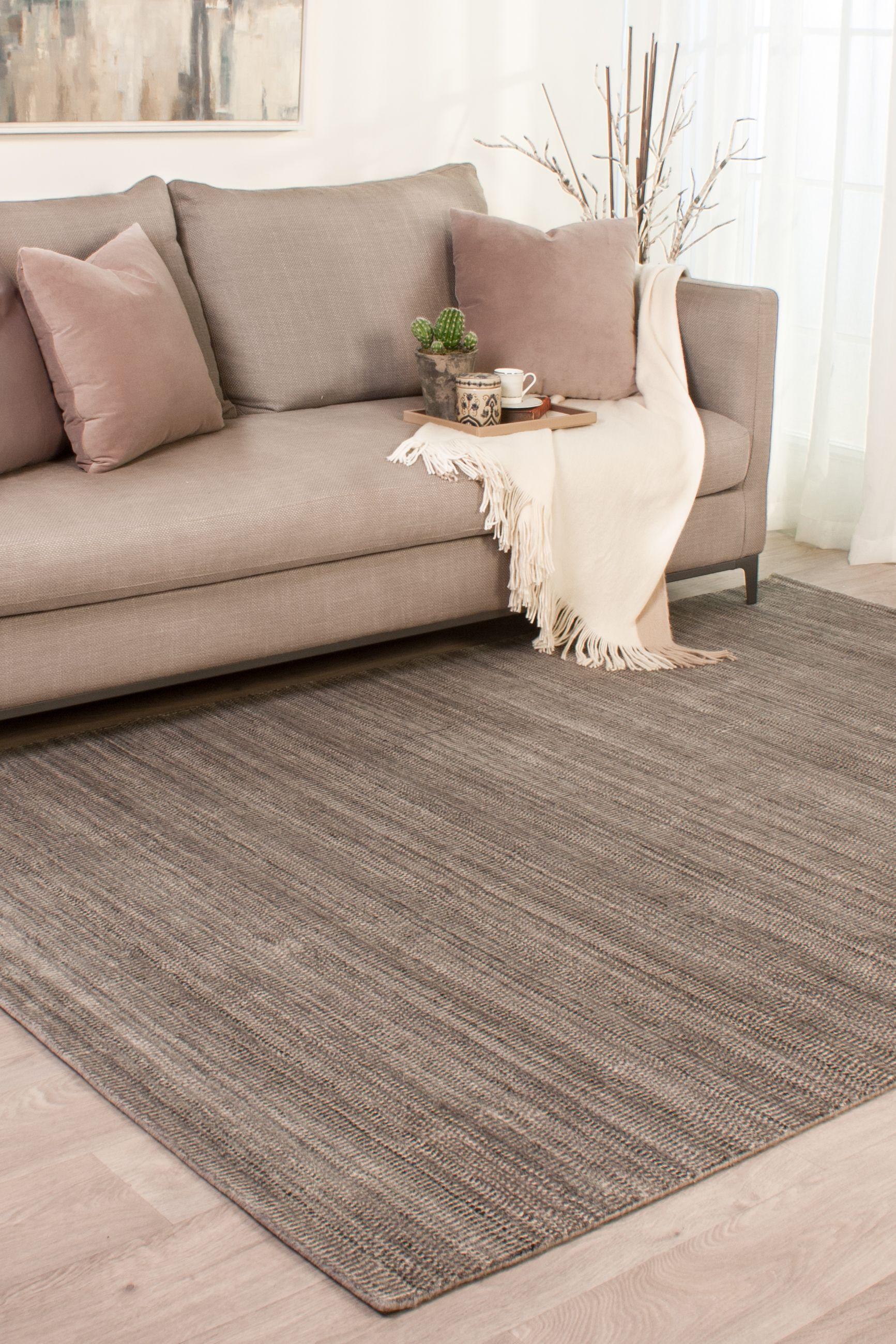 Bh 5blkslvr Contemporary Carpet Rugs In Living Room Modern Rugs