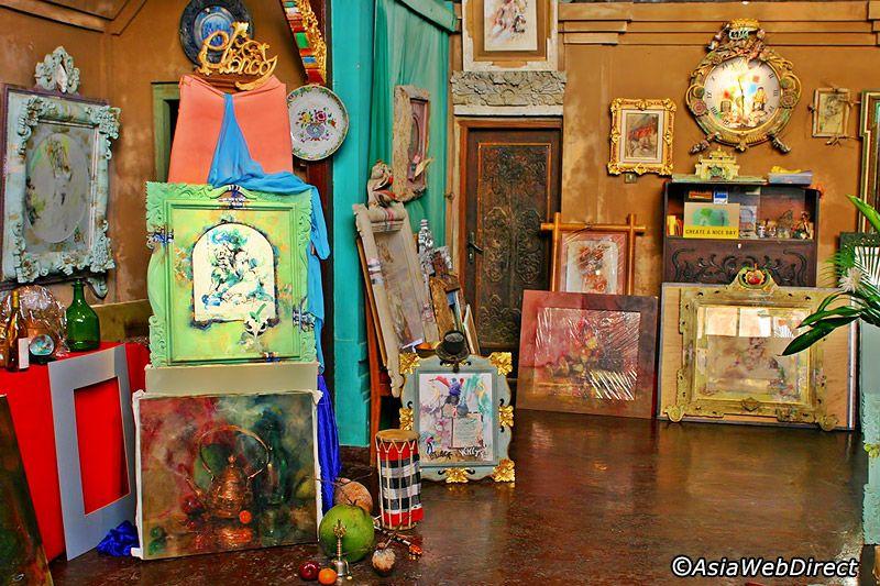 6 انشطة سياحية يمكن القيام بها في متحف بلانكو رينيسانس في بالي