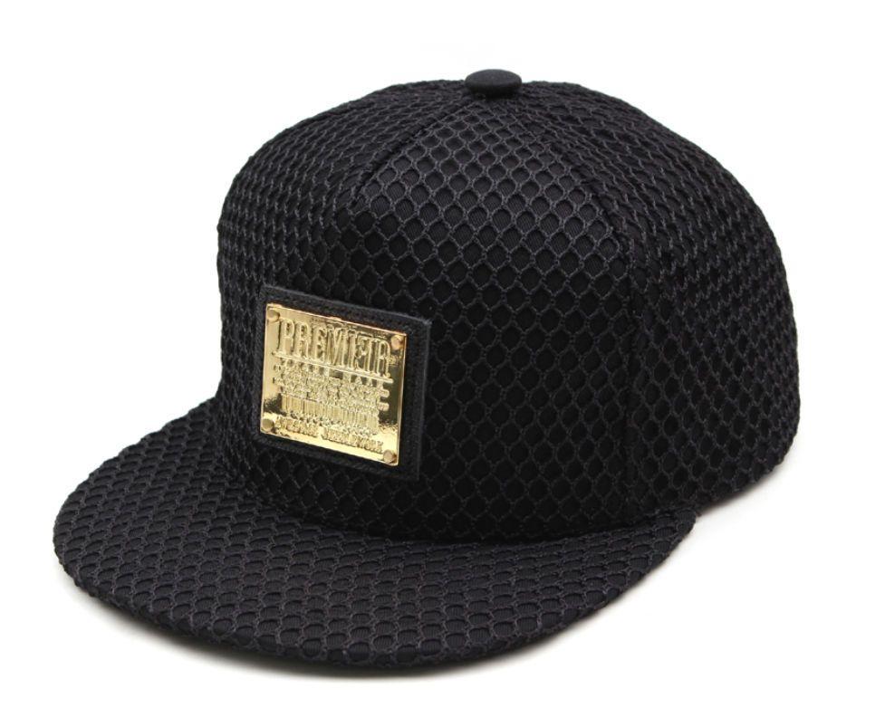 New Double Snapback Hats Men Women Bboy Adjustable Cap Korean Fashion Style  S-85  Premier  DoubleFenceSnapback a03326f3620