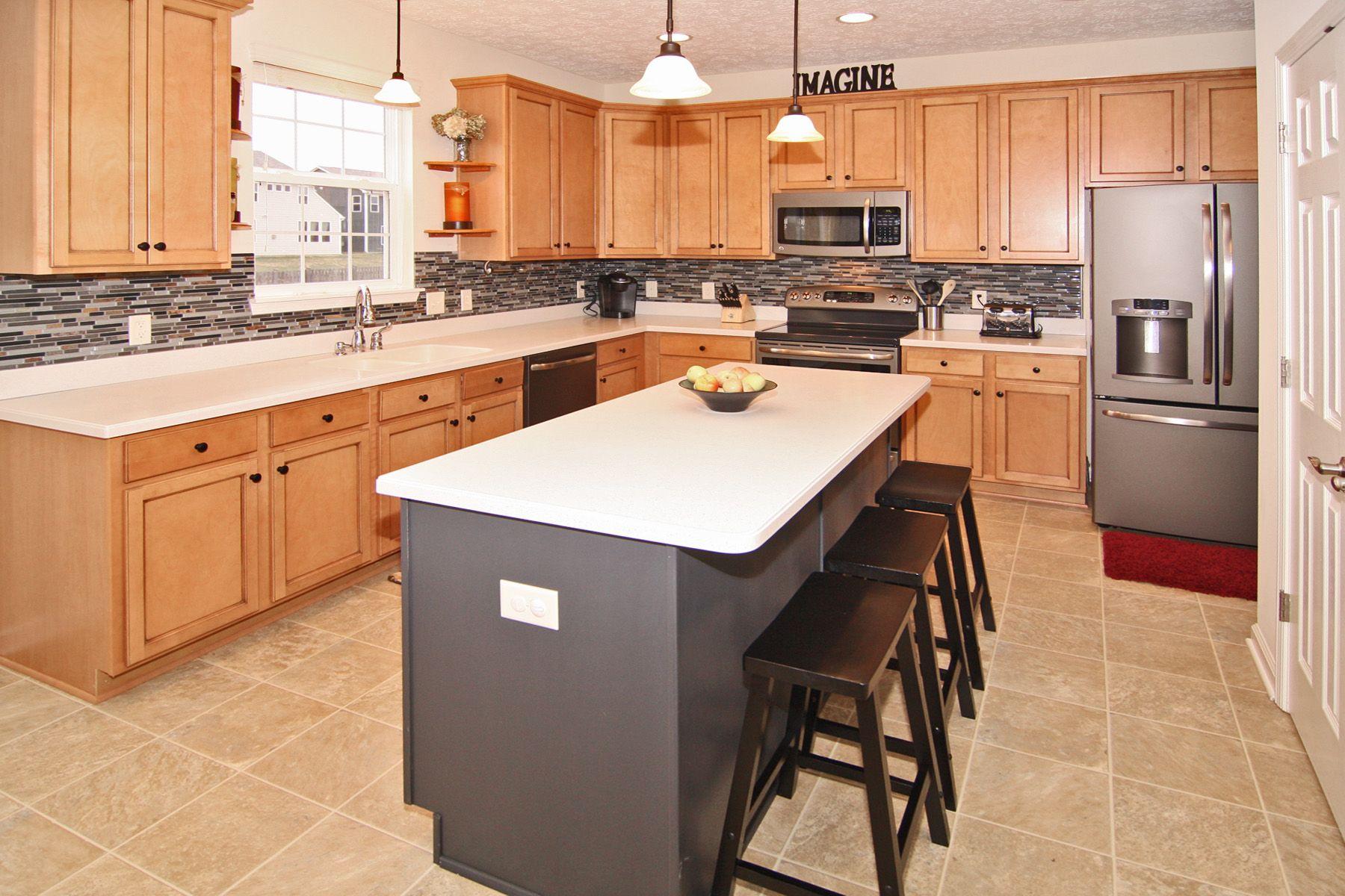 Kitchens With Slate Appliances Amazing Kitchengreat New Slate Appliances 9723 Brooks Drive