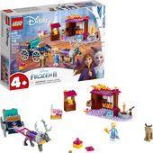 LEGO  Disney Elsas Wagon Adventure 41166  Frozen bday