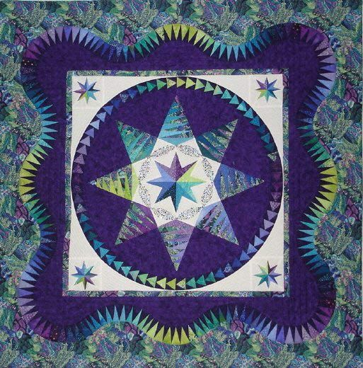 This looks like a quilt I use to have :) pretty :)