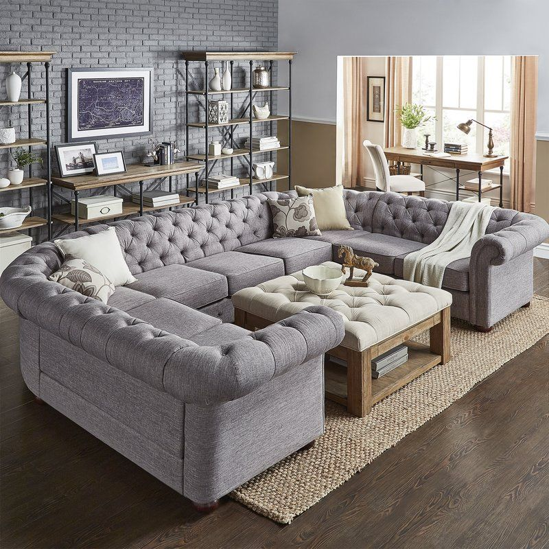 Swell Gowans Sectional In 2019 Bed Living Room Decor Modern Gamerscity Chair Design For Home Gamerscityorg