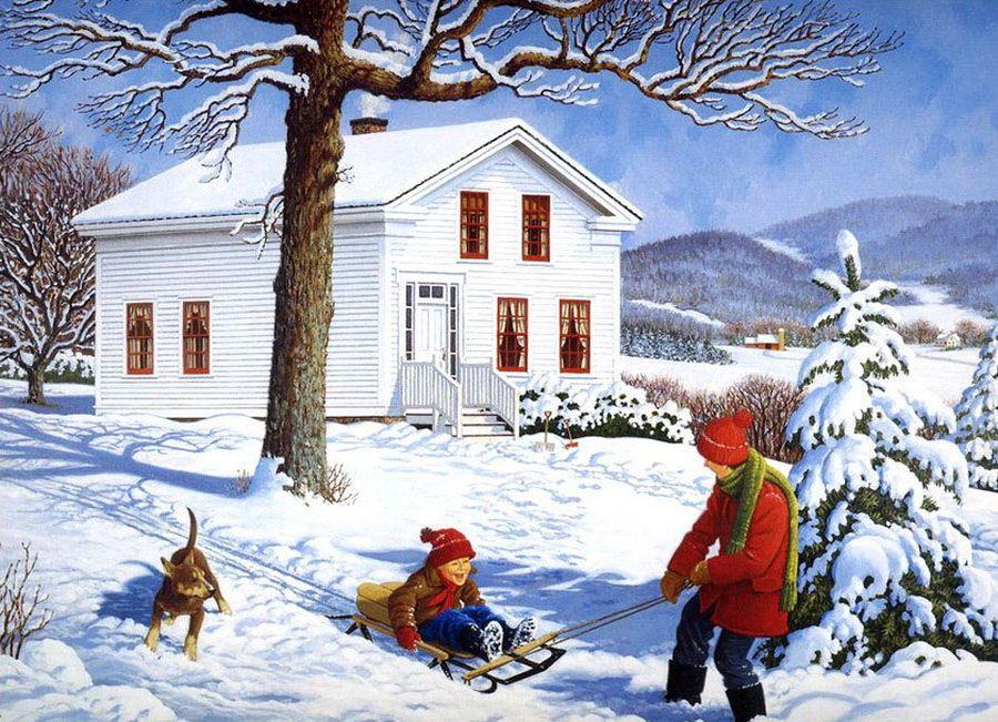 вас тема зима в саду картинки осень пригласила гости