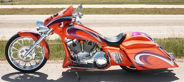 Rake frontend on 09 Street Glide - Page 2 : V-Twin Forum