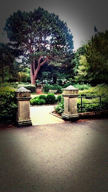 Saltwell gardens