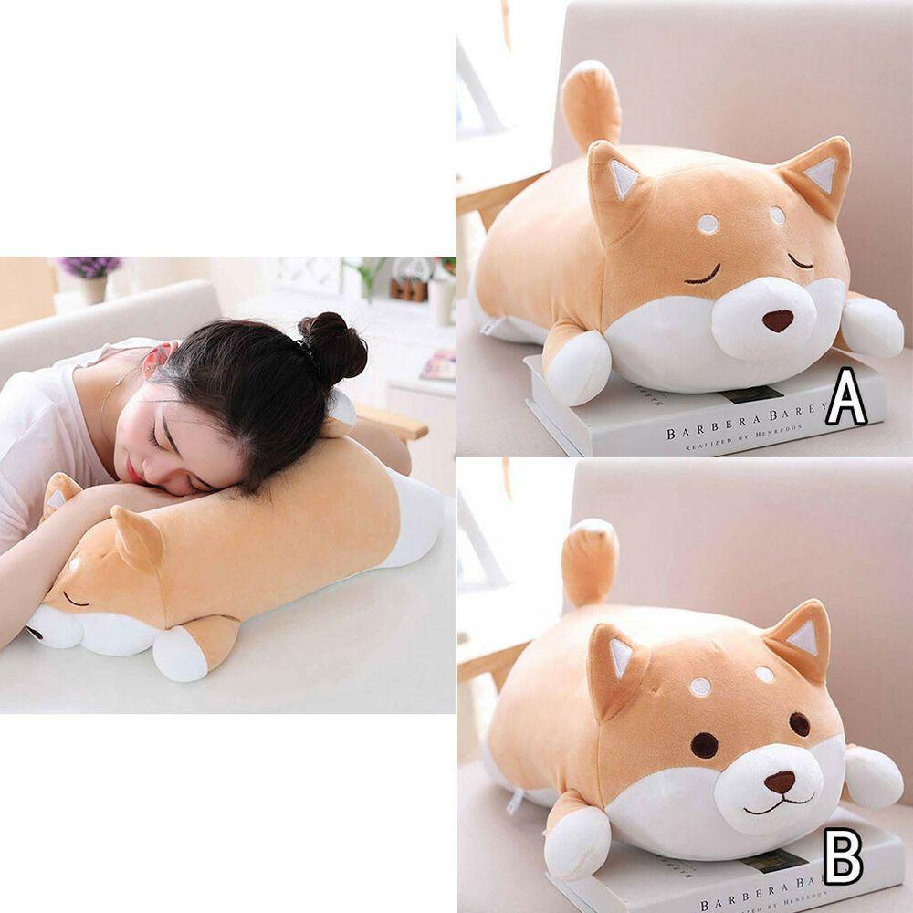35cm 55cm Plush Cartoon Stuffed Soft Pillow Doll Doggo Shiba Inu Dogs Car Sofa Fashion Home Garden Homedcor Pillow Soft Pillows Throw Pillow Dog Sofa Ebay