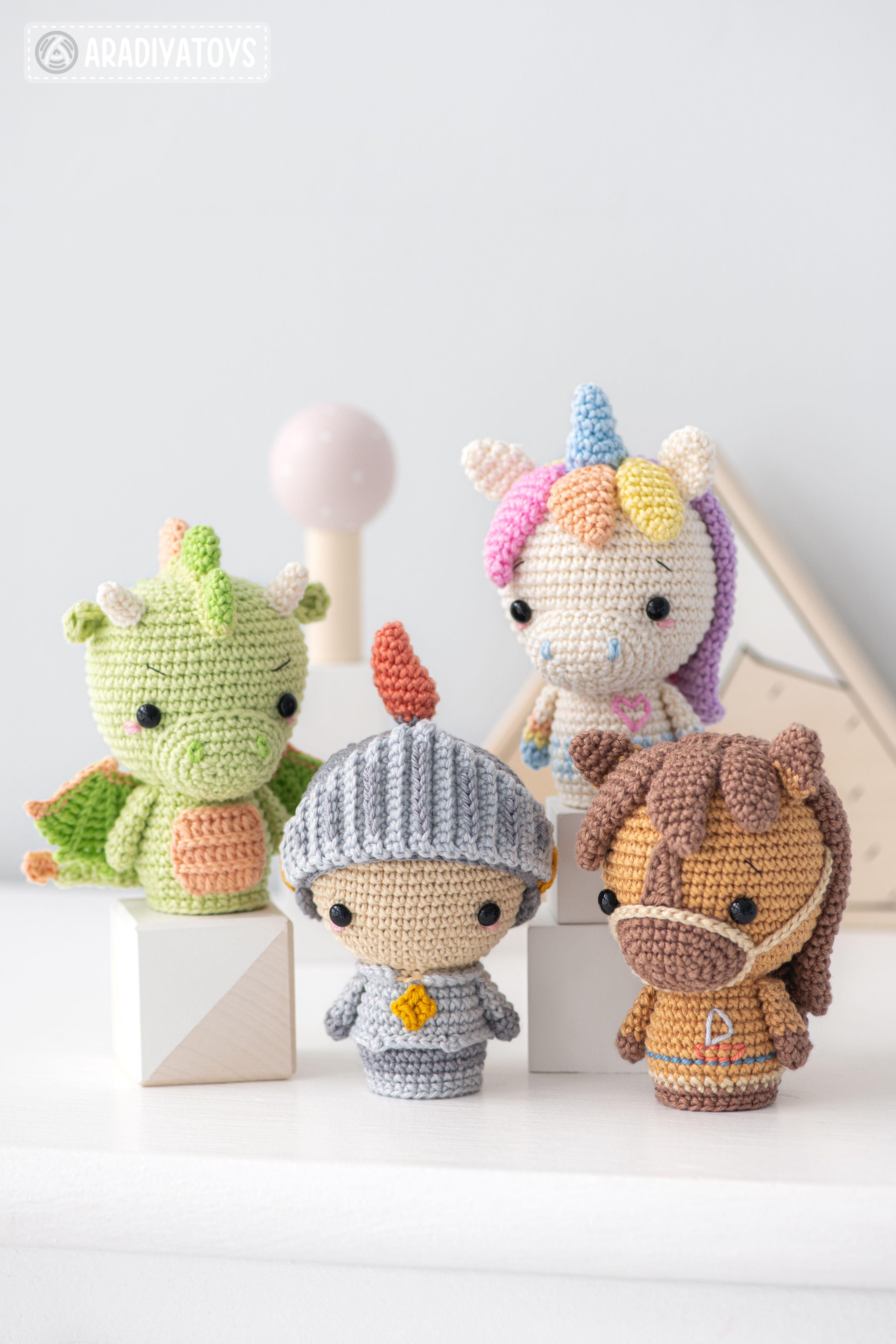 Amigurumi Egg Hunt eBook PDF Crochet Patterns