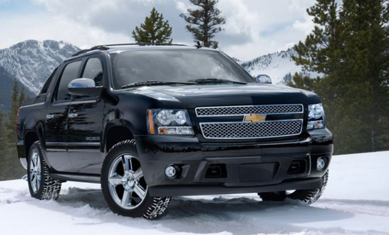 new Chevrolet Avalanche 2017 redesign, release date. Chevy ...