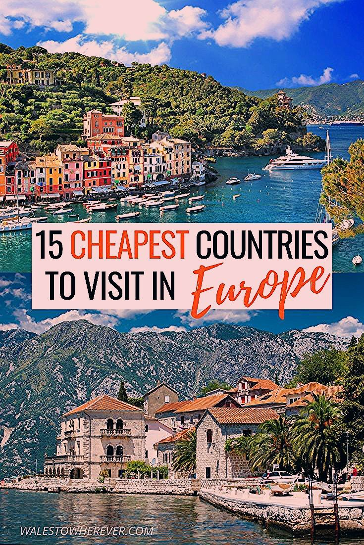 Photo of 15 Cheapest European Destinations
