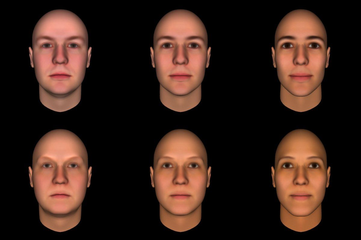 Here S How People Judge You Based On Your Face Angry Expression Extraversion Dark Skin