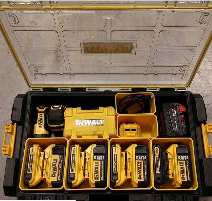 Dewalt Organizers Tool Storage Diy Dewalt Tools Dewalt Storage