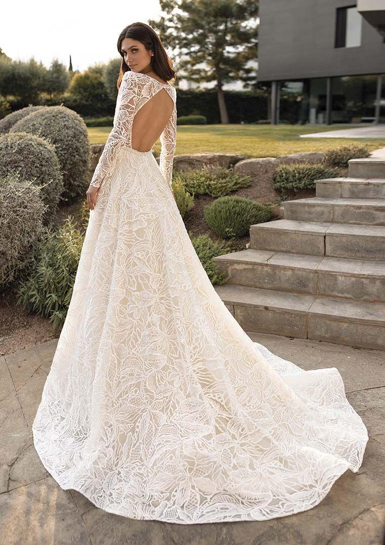 Pronovias Goddess - CLIO- bei Betti B. Hochzeitsvilla  Kleid