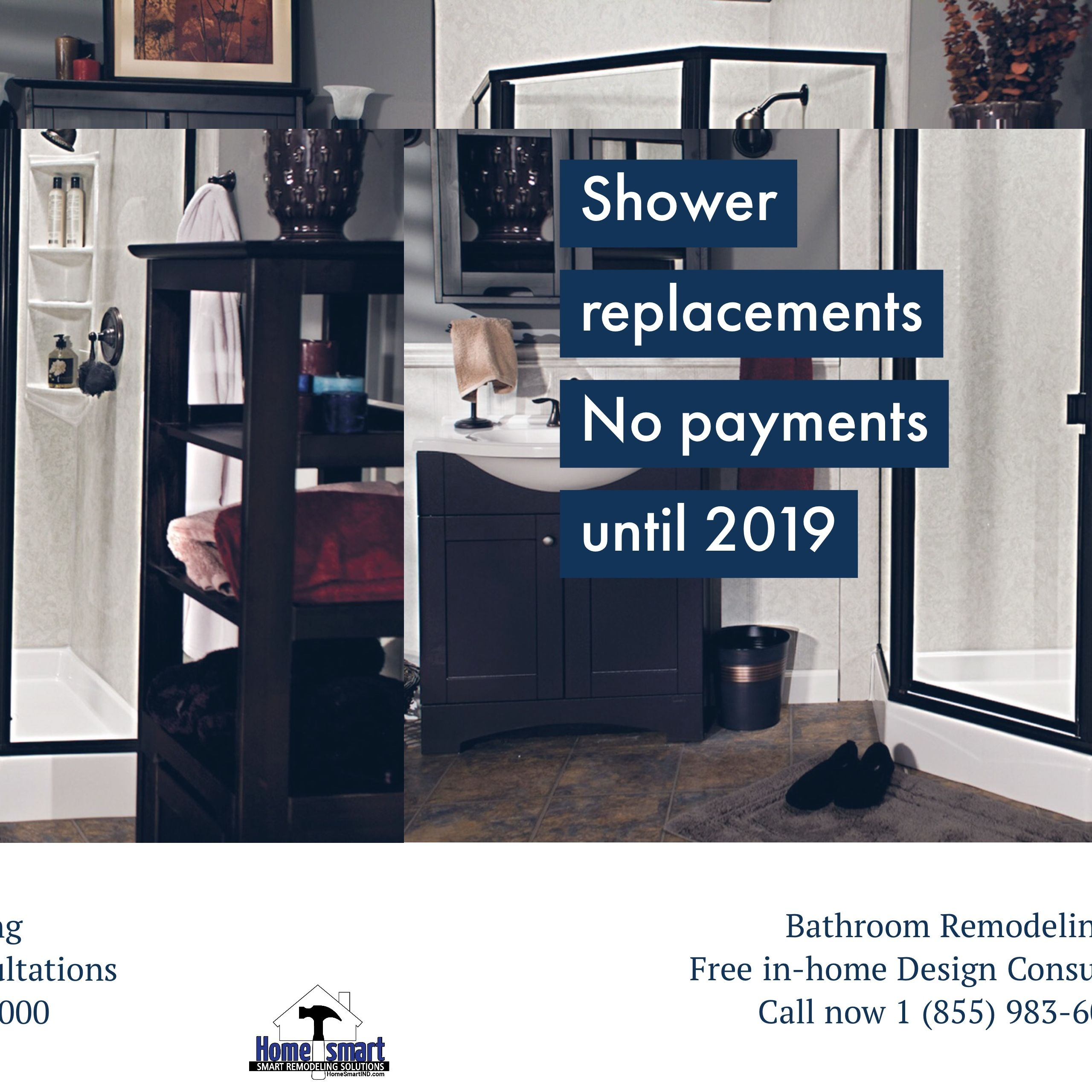 Professional bathroom remodeling and no payments until 2019. Low ...