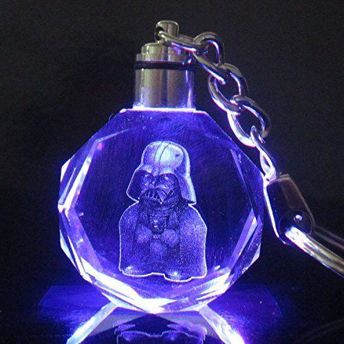 Schlüsselanhänger Star Wars Darth Vader LED Kristall Star... https://www.amazon.de/dp/B01G9AP6QW/ref=cm_sw_r_pi_dp_UHksxbKDGZE8G